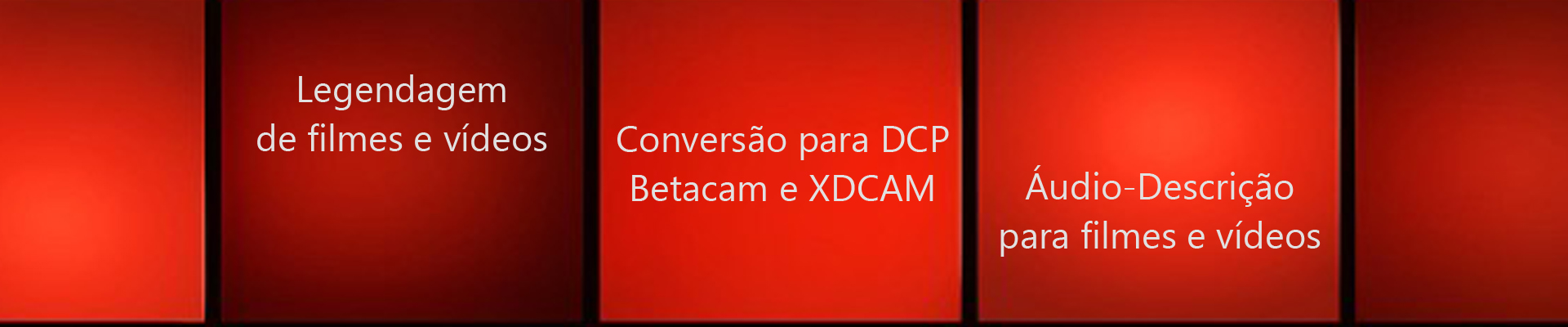 Legenda e DCP